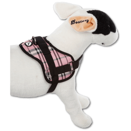 Hundesele Model Survival Farve SCOTTISH PINK